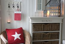 Home Ideas/Decor / by Kim Steeves