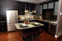 Kitchen Ideas / Kitchen Ideas, With the technologies in all fields of furniture, the kitchen furniture ideas has developed a lot for any housewife want to have an organized and well designed kitchen. Now, you can shop online or in market stores to see hundreds of kitchen ideas in which you will find your aspire. With these new kitchen ideas, you can renovate your kitchen in an easy and cheap way by purchasing some simple items, such as new Bone China, using new curtains, adding new cooking ware. / by kitchen designs 2014 - kitchen ideas 2014 .