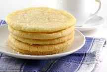 Food-Cookies, Bars / by Rose Landon