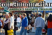 Flea Markets, Antique Shops and Shows / by Patsy Downs
