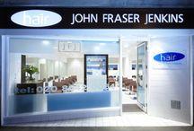John Fraser Jenkins Hair Salon / by Jane Jenkins