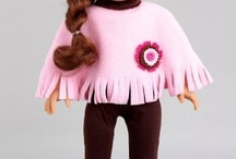 American Girl doll patterns / by Stacy Jardine