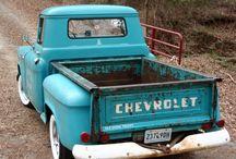 '55 Chevy / by Taryn DeMers