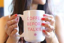 Coffee Mugs I must have / by Erika Jones