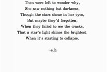 Poetry / by Kristy ~