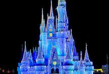 Disney Getaways / by Sherstin Schwartz