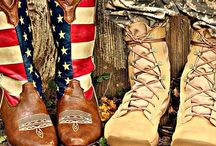 I Heart The Military!! / Support it troops and Stateside heroes  / by Dahlia Rose