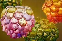 diy chandeliers / by Skye Vollick