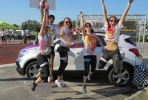 The Color Run - Coimbra / by Opel Portugal