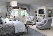 Master Bedroom / by Jenna Bou