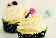 Cake and Cupcakes / by Paulette Swim