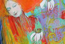 art.figure.colour! / by Tracy Verdugo