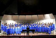 CHS choir / by Darcy S