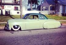 49-52 Chevys / by Ricky Trujillo