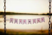 WGW Kid's Parties! / by woolston grace weddings
