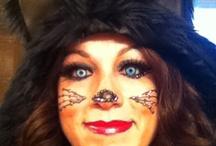 Halloween make up ideas / by Nicole Harrison