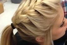 Beautiful Hair / by Lindsay Webb