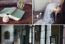 Wedding photo ideas  / by Beth Custodio Travis