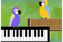 Homeschool: Music / by Beth Goodman