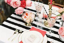 Table Decor / by The Bustle Bridal Boutique