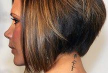 hair styles / by Arlene Picard