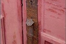 think pink / by Tamisha Delnoce