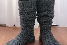 That's Pinteresting-Socks,Slippers and Flip flops    / Crochet ideas just for your feet  / by The Crochet Crowd