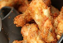 Actifry Recipes to Try  / by Stephanie T