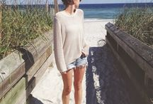 Sunny & 75 (warm weather style)  / by Alyssa Butts