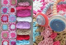 Colors For Crochet Projects / by Wendy Lee