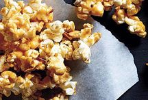 Popcorn / Various recipes for popcorn / by Lindsey McFarlane