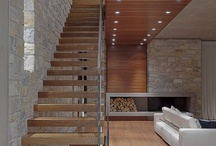 Persin Stairs / by LINEOFFICE Architecture