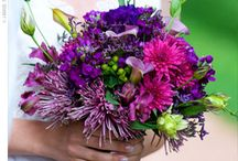 Wedding Flowers / So, it turns out I'm getting exactly the flowers for the bridal party I had imagined, and even better flowers for the reception than I had dared to dream of. <3 / by Grumpy Sherry