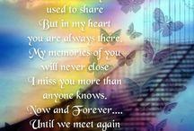 Grandma ♡ RIP / by Ashley Dawn