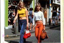 1970's fashion / by Brisa Reynaga Araiza