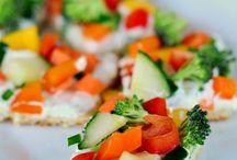 snacks / by Missy Dunavant