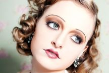 Old Hollywood Glamour | Beauty.com / Behold big red lips, the bold cat eye and long, luscious lashes. The 20's were an inspiring decade for makeup. We are bringing back these Old Hollywood Glamour looks! / by Beauty.com