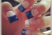 Nails for mom & bitty  / by Leslie McBroom Nixon