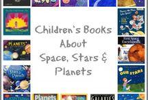 Kindergarten science- space / by Sierra @ H is for Homeschooling