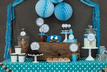 mason's 1st bday party / by Rachelle Greeson