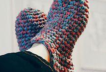 pantuflas /shoes / by Adriana Maru Insa
