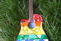Music. Instruments.  / by Rachelle Davis