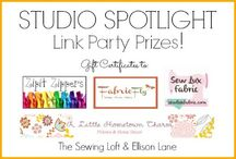 Giveaways and contests / by Deby at So Sew Easy