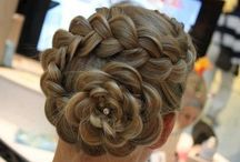 hairstyles / by Dawn Davis