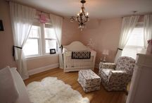 Nursery Ideas / For my Miracles to be... / by Desirae Biering