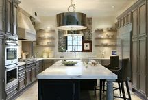 Kitchen / by Amy Rance