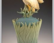 Vases, Teapots, Vessels & Boxes / by Jennifer Taggart