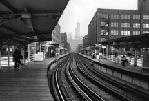 Chicago:  My Hometown / This is not the city where I was born, instead it's the city were I became a citizen of the world. / by Erick Aguilar