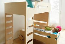 Kid's Rooms / by Diana Doub