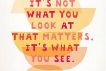Quotes / by Karla Wynn
